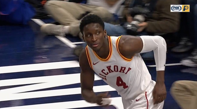 94b0e8d16908 ... Victor Oladipo puts on yet another show as Pacers beat Knicks