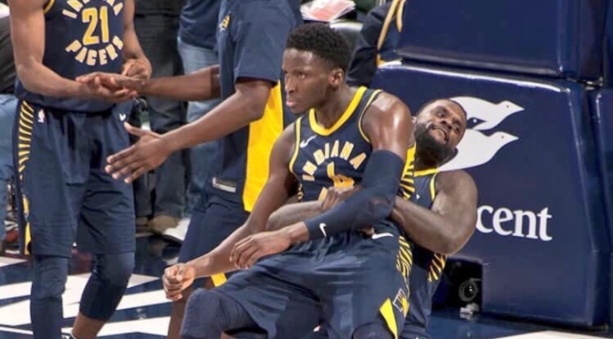 By surpassing expectations, the Pacers earn the chance to stick together