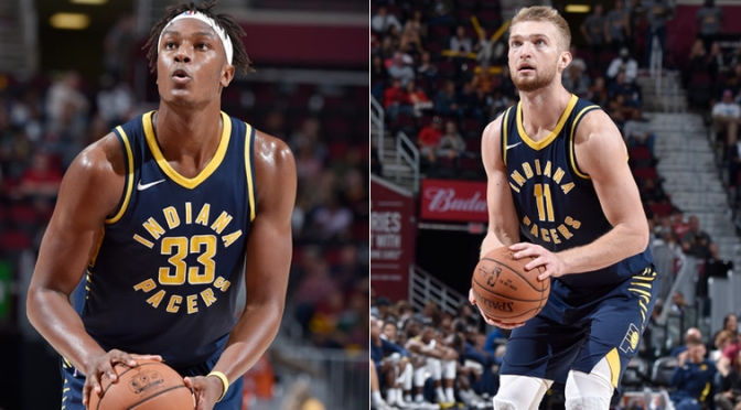Don't overlook the passing prowess of Sabonis and Turner