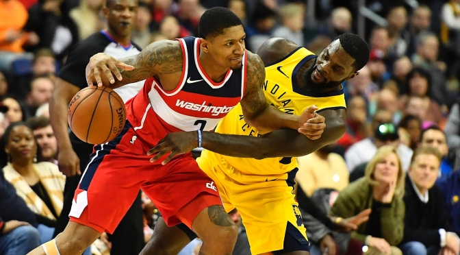 The Wizards like the possibility of facing the Pacers in the playoffs