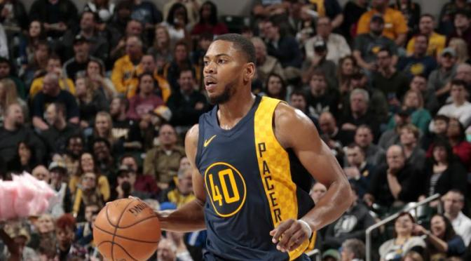 Glenn Robinson III showing flashes of improvement since his return