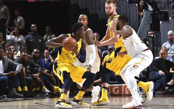 How will the Indiana Pacers respond to these possible adjustments by Cleveland?