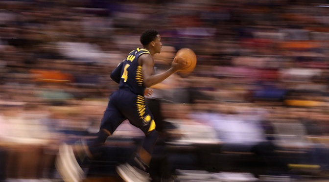 Oladipo's positivity pushes the Pacers to surprising season
