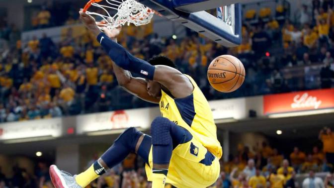 Nate McMillan's advice to Victor Oladipo: Be an A******