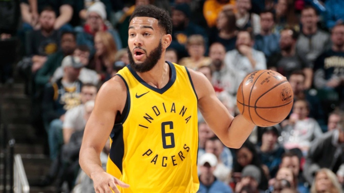 ESPN: Cory Joseph to exercise player option to return to Indiana Pacers