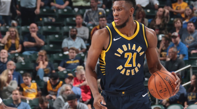 Thad Young and the Pacers share desire for a return to Indiana