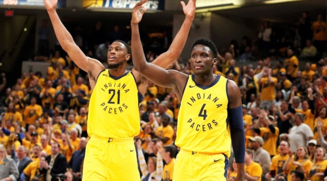 Woj: Thad Young exercises his player option, will remain with the Pacers