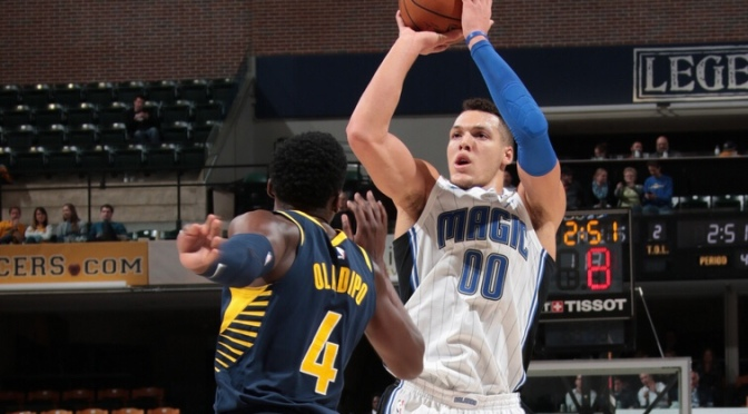 Woj: Indiana Pacers expected to target RFA Aaron Gordon