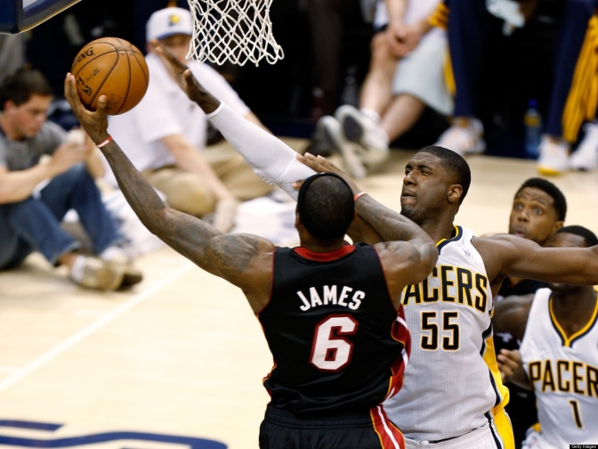 """Roy Hibbert says it's """"time to move on"""" from NBA"""