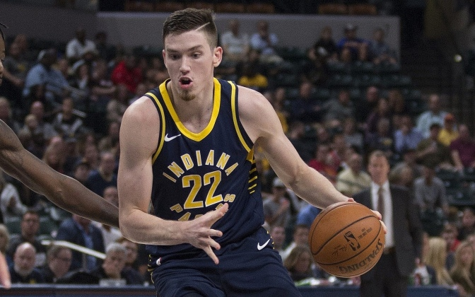 """""""Experienced"""" Pacers all have something to prove in Summer League"""