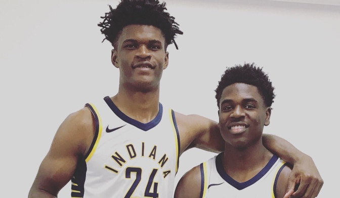 What do Aaron Holiday & Alize Johnson need to show during Summer League?