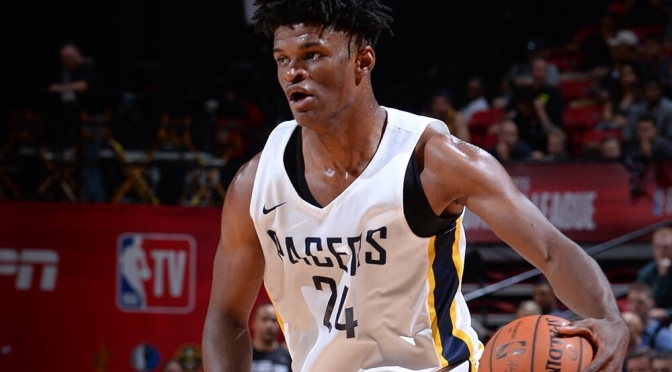 Summer League Grades: Pacers have a few solid performances despite losing big lead