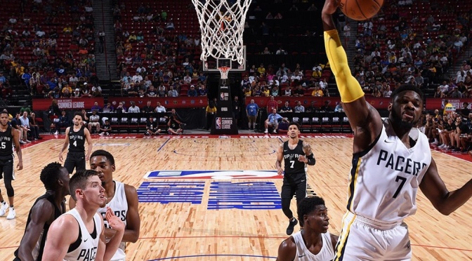 Indiana Pacers Summer League Grades: Who stood out in Game 2?
