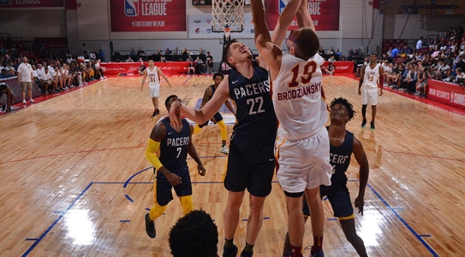 Pacers Summer League Grades: Holiday battles Sexton