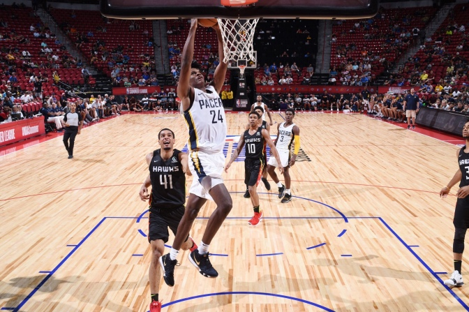 Alize Johnson signs deal with Indiana Pacers