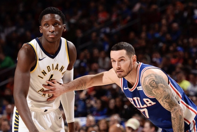JJ Redick nearly joined the Indiana Pacers