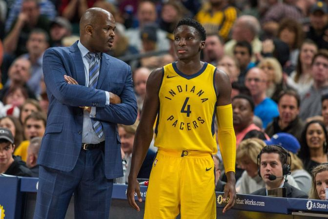 Report: Pacers and Nate McMillan to talk contract extension