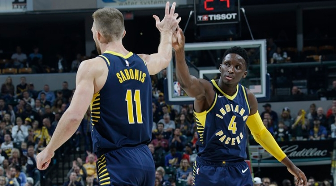 Indiana Pacers impose their will on the glass in blowout season opener