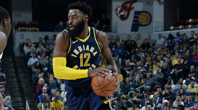 Tyreke Evans looks like exactly what the Pacers needed