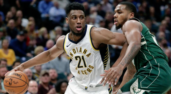 With Oladipo back, Pacers looking to be a top team in the East