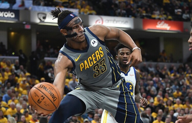 Pacers need to find more opportunities for Myles Turner