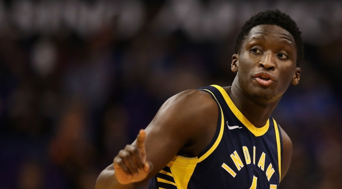 "Victor Oladipo: ""I'm going to be the best in the league."""