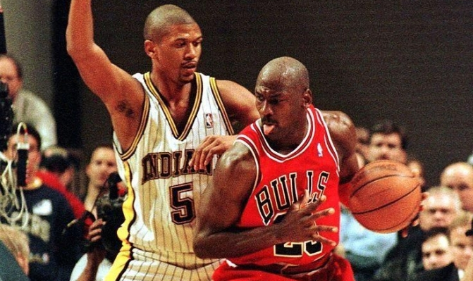 The trade that cost the Pacers their chance at Michael Jordan