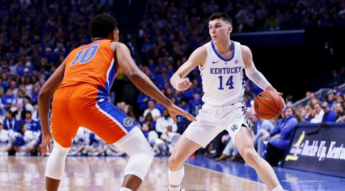 Draft Prospects: Tyler Herro