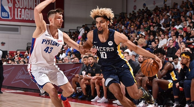 Pacers Summer League struggles continue
