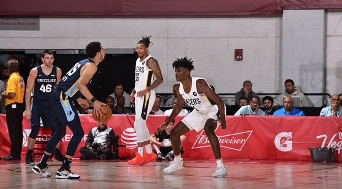 Takeaways from Pacers Summer League in an ugly opener