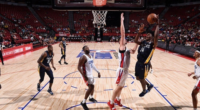 new style 91bf8 3d466 Pacers Summer League: The surprising, the solid, and the ...