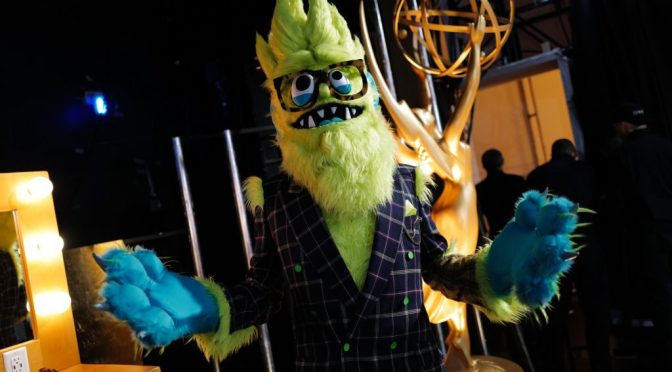Is Victor Oladipo on the Masked Singer?