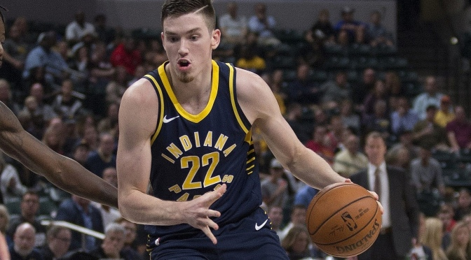 Which Pacers prospects look poised for a breakout?